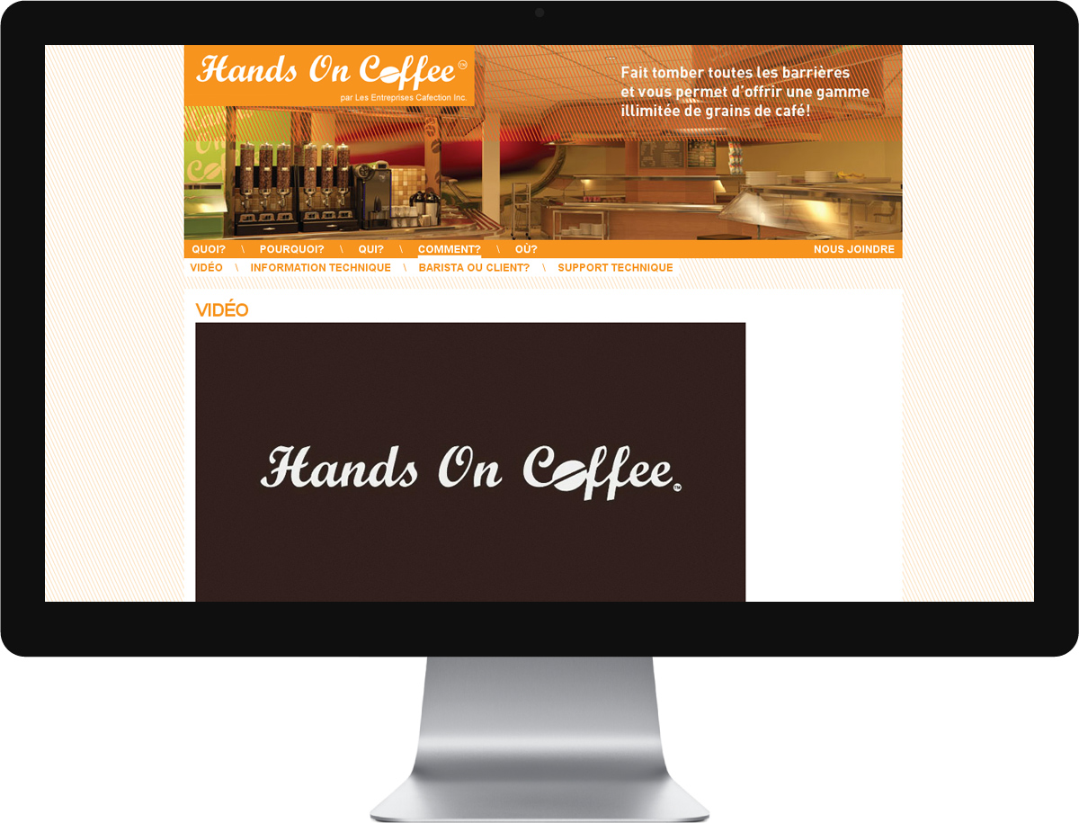 Cafection - Hands On Coffee