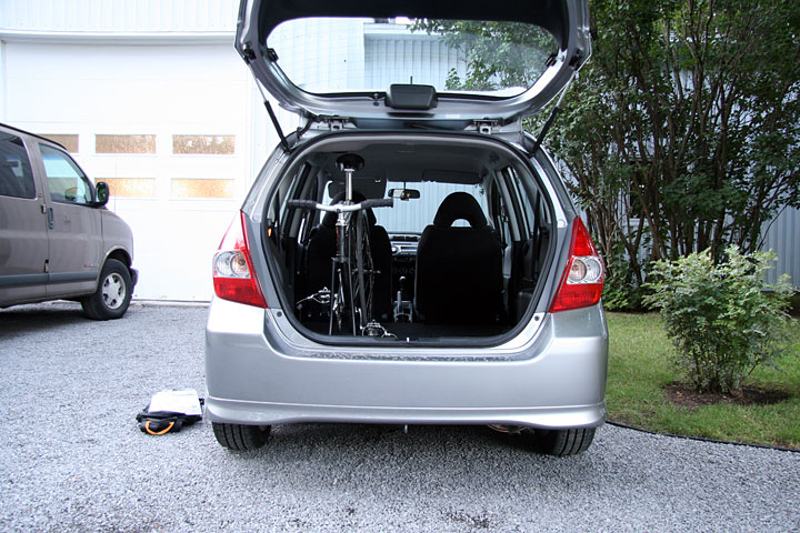 Honda Fit The Ultimate Compact Bike Hauler Page 3