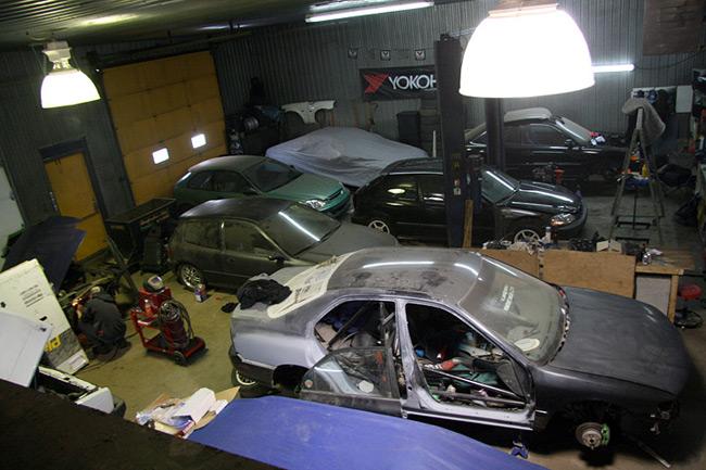 Club delta qu bec view topic espace s de garage a louer for Louer garage mecanique